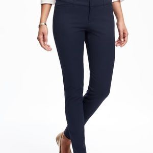 Old Navy Mid-Rise Full Length Pixie Pants